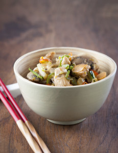 Asiatisches Essen